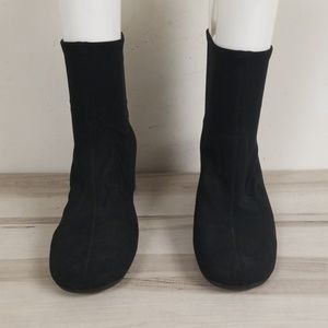 Gucci Black Ankle Boot Size 8B